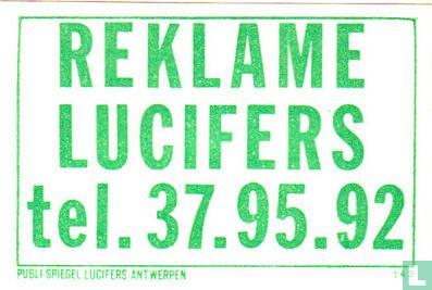 Reklame lucifers - Image 1
