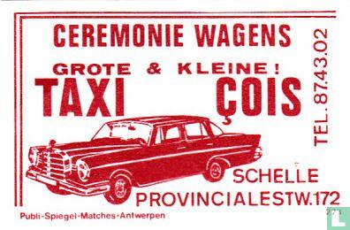 Ceremoniewagens - Taxi Cois - Image 1