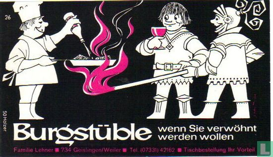 Burgstüble - Fam. Lehner