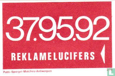 37.95.95 reklamelucifers - Image 1
