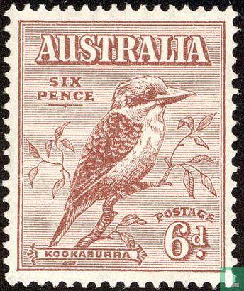 Australië [AUS] - Kookaburra