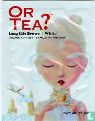 Long Life Brows | White - Image 1