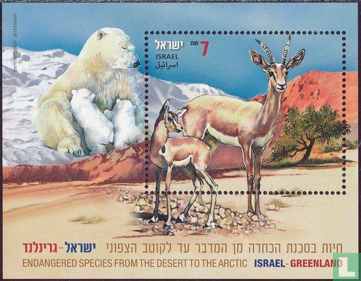 Groenland - Israël