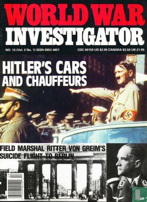 World War II Investigator 13