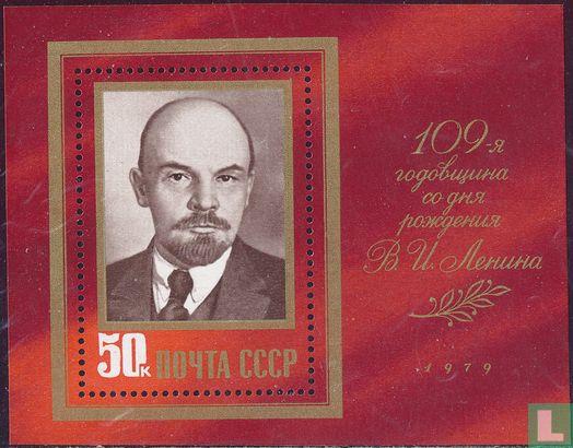 Soviet Union - Lenin
