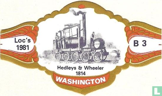 Washington - Hagan & Wheeler 1814