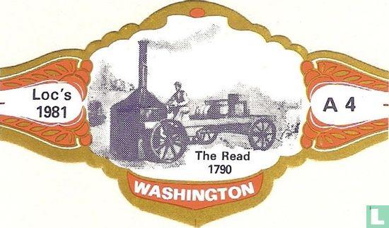 Washington - Der Lesevorgang 1790