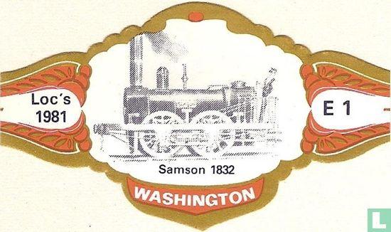 Washington - Samson 1832