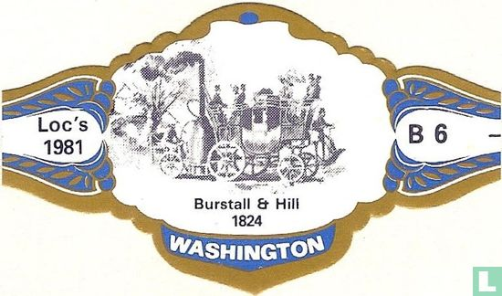 Washington - Burstall Hill & 1824
