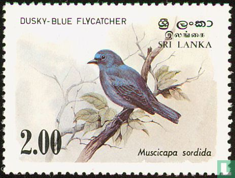 Sri Lanka - Inheemse vogels