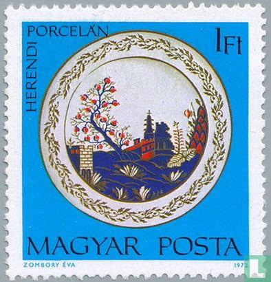 Hongarije - Herends Porselein