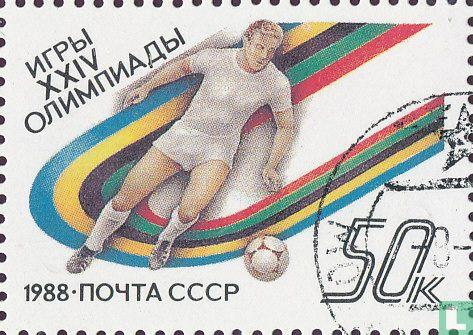 Union soviétique - Jeux olympiques
