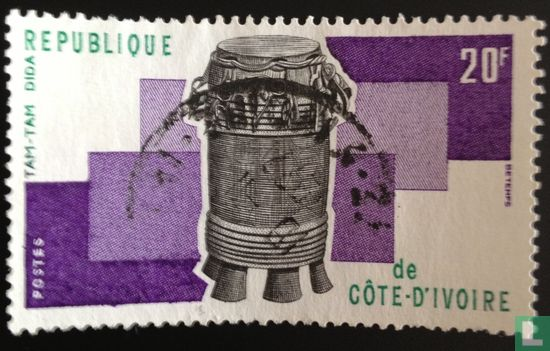 Ivory Coast [CIV] - Musical Instruments