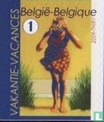 België [BEL] - Vakantie