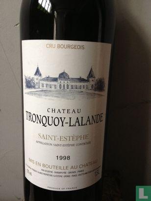 Chateau Tronquay-Lalande