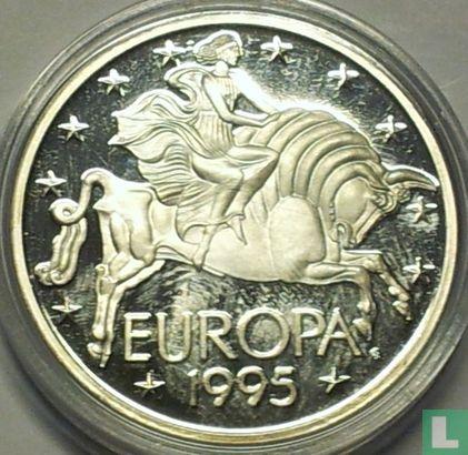 Europa euro-ecu 1995 (zilver) - Afbeelding 1
