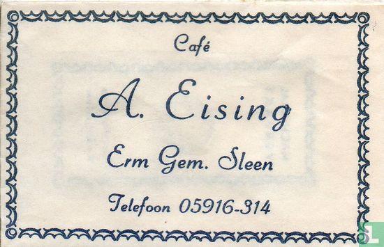 Sachet - Café A. Eising