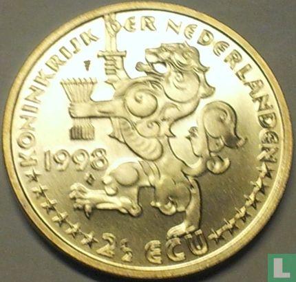 "Nederland 2½ ecu 1998 ""Willem Drees"" - Afbeelding 1"
