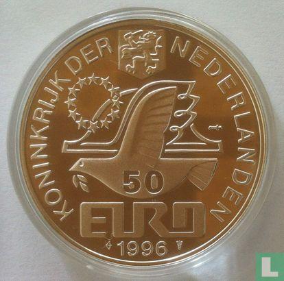 """Nederland 50 euro 1996 """"Willem Barentsz"""" - Afbeelding 1"""