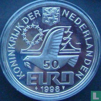"""Nederland 50 euro 1998 """"Maarten Harpertszoon Tromp"""" - Afbeelding 1"""