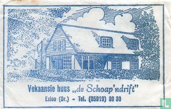 """Sachet - Vekaansie Huus """"De Schoap'ndrift"""""""