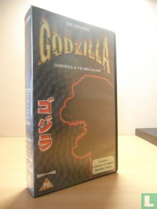 VHS video tape - Godzilla vs Megalon