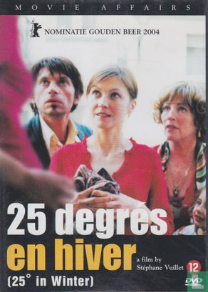 DVD - 25 Degrés en hiver / 25° in Winter