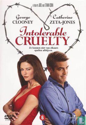 DVD - Intolerable Cruelty