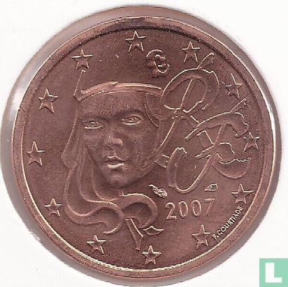 France - France 5 cent 2007