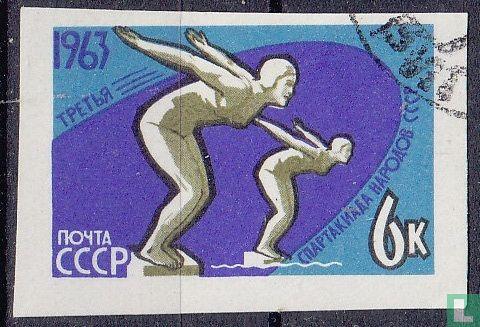 Soviet Union - Spartakiade