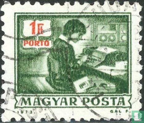 Hongarije - Postbedrijvigheden