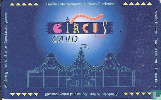 Circus Zandvoort Card - Bild 1
