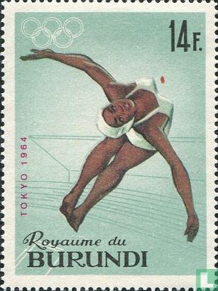 Burundi [BDI] - Olympische Spelen