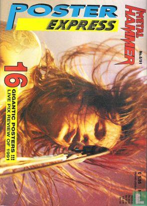 Metal Hammer - Poster Express 6 - Afbeelding 1