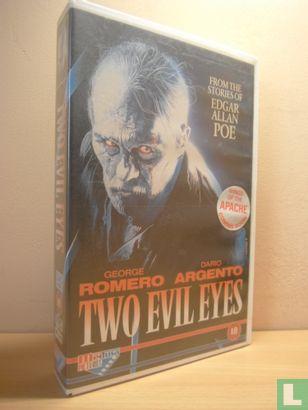 VHS videoband - Two Evil Eyes
