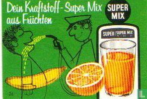 Dein Kraftstoff-Super Mix aus Früchten