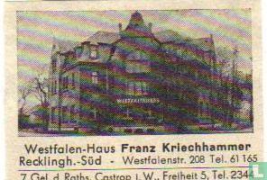 Westfalen Haus - Franz Kriechhammer