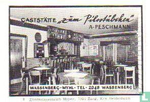 """Gaststätte """"Zum Pulsstübchen"""" - A.Peschmann"""