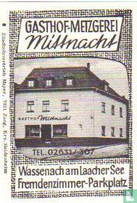 Gasthof Metzgerei Mittnacht
