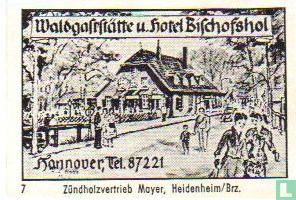 Waldgaststätte u. Hotel Bischofshol