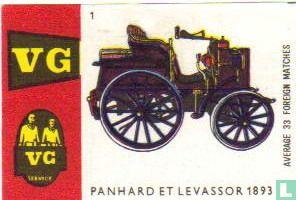 Panhard et Levassor 1893