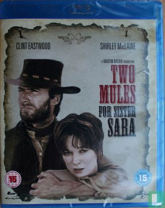 Blu-ray - Two Mules for Sister Sara