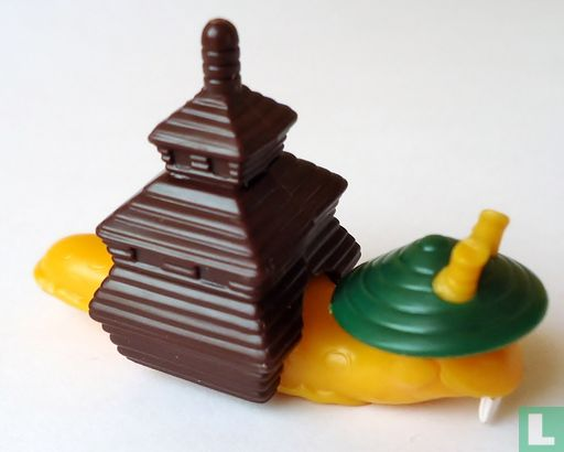 Ferrero - Hop Sing, die China-Schnecke
