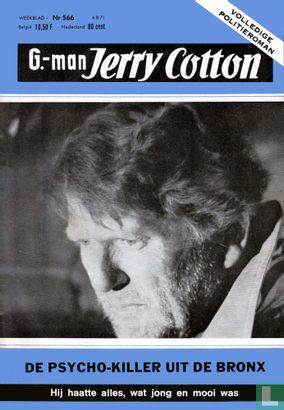 G-man Jerry Cotton 566