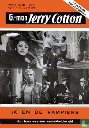 G-man Jerry Cotton 507
