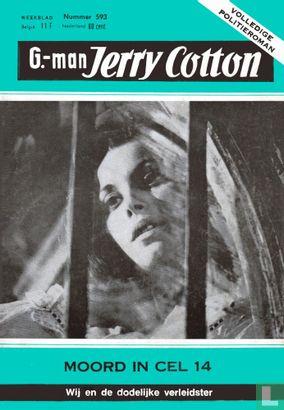 G-man Jerry Cotton 593
