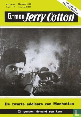 G-man Jerry Cotton 583