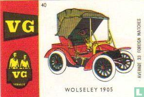 Wolseley 1905