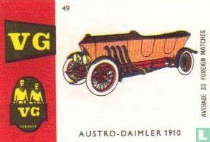 Austro-Daimler 1910