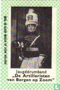 """Jeugddrumband """"De Artilleristen van Bergen op Zoom"""""""